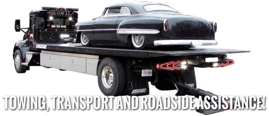 Towing, Transport, and Roadside Service - lowride