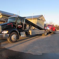 powers transport and towing